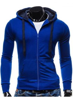 GET $50 NOW | Join RoseGal: Get YOUR $50 NOW!http://www.rosegal.com/mens-hoodies-sweatshirts/pocket-front-drawstring-zip-up-854316.html?seid=gl6nj4o3pn5f6r0dgsa5l3jhp2rg854316