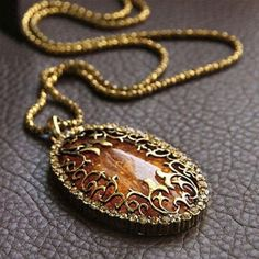 1 pcs New Arrival Vintage Hollow Long Chain Sweater Pendant Necklace Fashion Jewelry Accessories