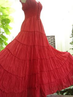 Every woman needs a great red dress! $45.00