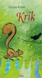 luisterverhaal krik - Hanna Kraan leest de verhalen zelf in .....