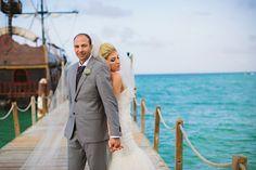 Huracan Cafe, Punta Cana, Destination Wedding {decor by Mayte and Naty, photo by Katya Nova Photography} - Aida + Emil - June 10, 2014