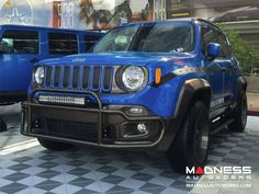 Jeep Renegade Fender Flares by MADNESS now IN STOCK! - Jeep Renegade Forum