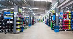 New Decathlon store in city  - Read more at: http://ift.tt/1Q49Qwn