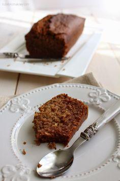 Ciasto z miodem daktylowym (chlebek daktylowy) / Dates loaf