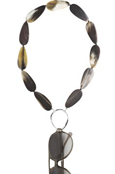 a45ba16e974f The Finch Horn La LOOP - Eyeglass necklace. Never lose your glasses again!  Eyeglass