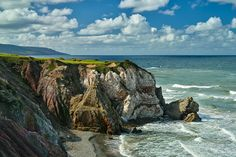 Cabot Links and Cabot Cliffs move up on Golf Digest's World's 100 Greatest Golf Courses list Famous Golf Courses, Cape Breton, Pebble Beach, Nova Scotia, Cool Photos, Amazing Photos, Canada, World, Travel