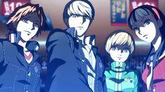 Atlus Games, Yu Narukami, Ryuji Sakamoto, Shin Megami Tensei Persona, Akira Kurusu, Deadman Wonderland, Persona 4, Anime, Best Games