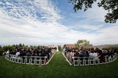 Another gorgeous day at the winery! Such a lovely couple to celebrate | Photography by Jonathan Young | http://www.jyweddings.com/ | Thomas Fogarty Winery