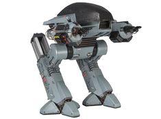 """10"""" Robocop ED-209 Figure With Sound - Robocop Action Figures"""