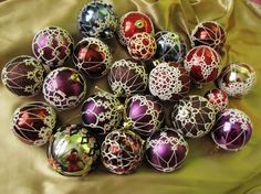 Free Tatted Christmas Ornament Patterns | Tatting Patterns Christmas – Catalog of Patterns