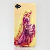 Rapunzel iphone case. Want!!