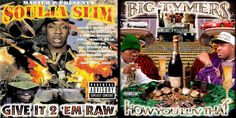 Two of the best No Limit and Cash Money album covers ever, according to Curren$y.