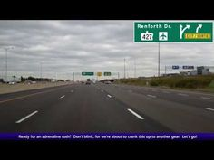 North America's Busiest Freeway: Eastbound Ontario Highway 401 thru Toronto, KM 344 To Km 375 Don't Blink, Ontario, North America, Toronto, Canada, City, Business, Youtube, Exit Room