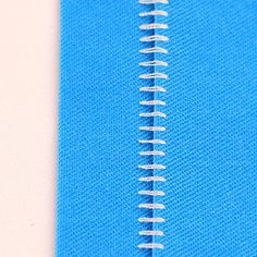 How to flatlock on a serger