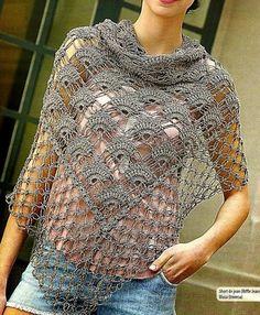 http://patronesparacrochet.blogspot.be/2015/03/chal-foulard-punto-abanico-crochet-patron.html