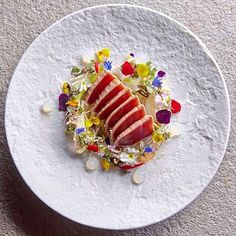 Tuna Tataki By @chasekojima from, Sydney