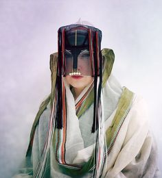 Mask maker by Magnhild Kennedy
