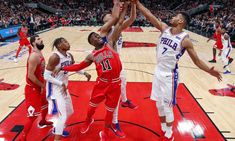 Philadelphia 76ers preview, This Week in Bulls History, and Mailbag | Podcast