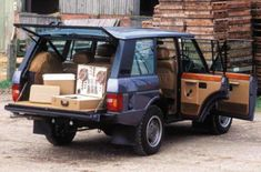 Range Rover Classic Vogue. 1982 -83 Model. This was to help launch the 4/5 Door Version of the Range Rover.