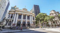 https://flic.kr/p/PtDqn9   Teatro Municipal e Museu Nacional   Centro da Cidade.  Rio de Janeiro, Brasil. Tenha um excelente fim de semana. :-)  __________________________________________  Municipal Theater and National Museum  At Downtown.  Rio de Janeiro, Brazil. Have a great weekend! :-)  __________________________________________  Buy my photos at / Compre minhas fotos na Getty Images  To direct contact me / Para me contactar diretamente: lmsmartins@msn.com