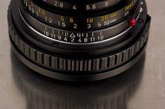 Leica M-mount to NEX Helicoid