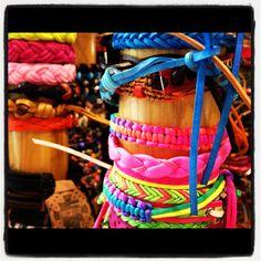Color bracelets