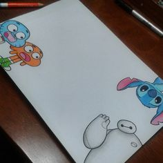 Best weapons in the world. Disney Character Drawings, Cute Disney Drawings, Cool Drawings, Disney Canvas Paintings, Arte Do Hip Hop, Minecraft Crafts, Group Art, Disney Art, Doodle Art