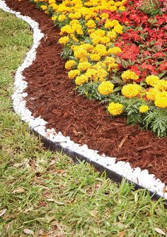 Recycled glass mulch mixed with concrete or epoxy to for Home depot jardineria