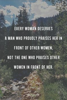 Every woman deserves