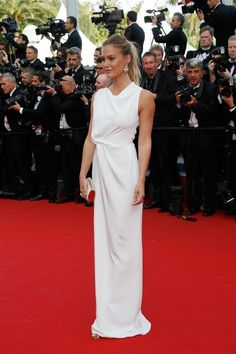 The best of the 2015 Cannes Film Festival red carpet: Bar Refaeli.