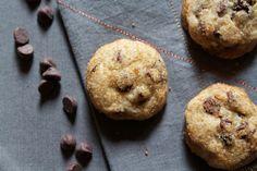 Vanilla Cherry Chocolate Cookies | http://saltandwind.com