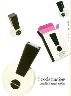! ex' cla·ma' tion perfume