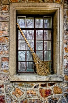 Besom - Brush w/chamomile, lemon balm or mallow & carve a moon into the handle to dedicate. Communicate w/your broom. Oil its handle at each turn of the wheel. Use rosemary, thyme or lavender oil made by the full moon, if able.