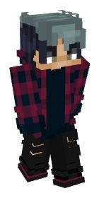 Check out our list of the best Red Minecraft skins. Cool Minecraft Houses, Minecraft Buildings, Minecraft Ideas, Plastic Canvas Tissue Boxes, Plastic Canvas Patterns, Minecraft Skins Girl Wolf, Hama Beads Minecraft, Perler Beads, Psycho Girl