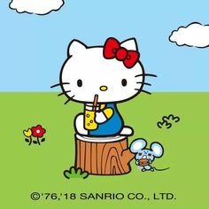 Sanrio Characters, Fictional Characters, Anime Rules, Creepy Cute, Small Gifts, Hello Kitty, Banner, Kawaii, Poster