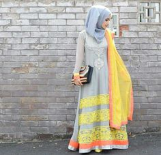 15 Modest Ways for Women Shalwar Kameez Modisch zu tragen, Mode, 15 Modest Ways für Frauen Shalwar Kameez Fashionable zu tragen Islamic Fashion, Muslim Fashion, Modest Fashion, Indian Fashion, Diy Fashion, Fashion Outfits, Turban, How To Wear Hijab, Hijab Fashion Inspiration