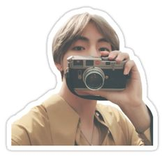 Bts Taehyung stickers featuring millions of original designs created by independent artists. Decorate your laptops, water bottles, notebooks and windows. Tumbler Stickers, Pop Stickers, Meme Stickers, Kawaii Stickers, Printable Stickers, Bts Taehyung, Bts Tickets, Korean Stickers, Bts Chibi