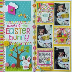 Jodi Wilton was excited for this collection, and when she saw the Springtime Icon Stickers AND the Hippity Hoppity Icon Stickers, it was a toss up to try and figure out which layout she would do first...the cute little bunnies won me over.   http://www.doodlebugblog.com/2014/03/springtime-collection-meeting-easter.html