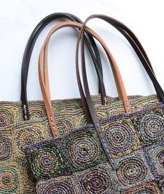Sophie Digard Raphia Bag