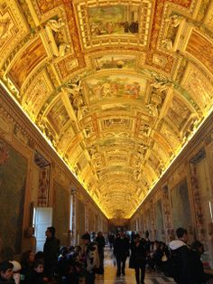 Behind the Velvet Rope {Vatican Museums - Rome} with Walks of Italy by Gillian's Lists