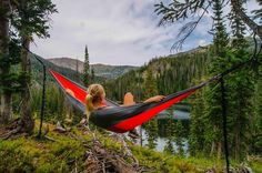 Hammocks are an excellent way to minimize your footprint while camping in a natural environment — but you can't just sling them up anywhere.
