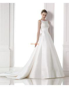 Salle intérieure Hiver Lacets Robes de mariée 2015