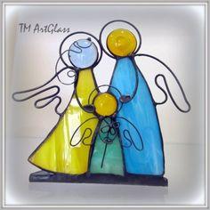 Підсвічник Ангели Сімя  handmade