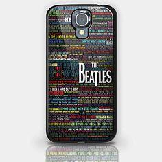 The Beatles Lyric Songs for Iphone and Samsung Galaxy Case (Samsung Galaxy S4 Black) The Beatles http://www.amazon.com/dp/B014VV7RKE/ref=cm_sw_r_pi_dp_.NI6vb1P156GM