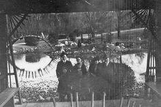 overton park shell memphis garden bulldozed around WWII