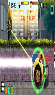 Robot Run Madness Is a simple yet challenging one touch jet robot runner with amazing power-ups and astonishing graphics.