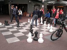 Une petite partie d' #echec ? #Amsterdam.