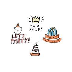 anniversaire enfant - my little day