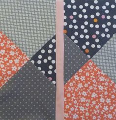 Want it, Need it, Quilt!: The Desperate Housewife's Quilt - Block 27 Four makes Two