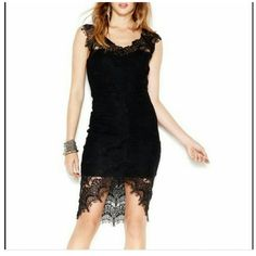FREE PEOPLE Peekaboo Dress Beautiful peekaboo slip dress by Intimately Free People. Worn once and still in great condition. This is a Size Small. Lined with black lace overlay. Gorgeous dress!  **Please use the offer button to negotiate** **Discount with bundles **  No PP, Merc, Trades or Holds please   ***Buy with Confidence *** Suggested User / Trusted 5-Star Seller   THANK YOU FOR VISITING! Free People Dresses